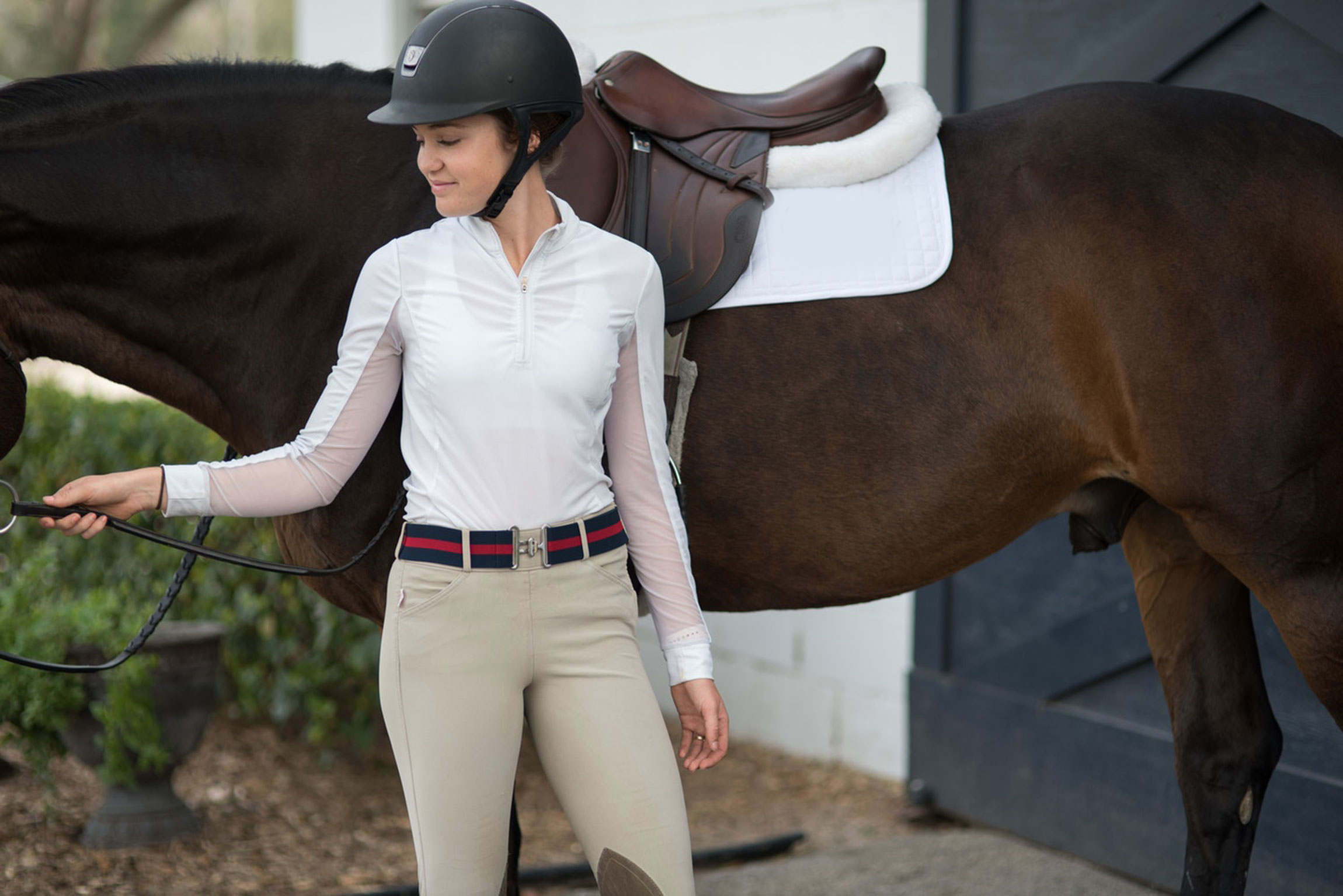 Meet Bethany Lee Equestrian Style Icon