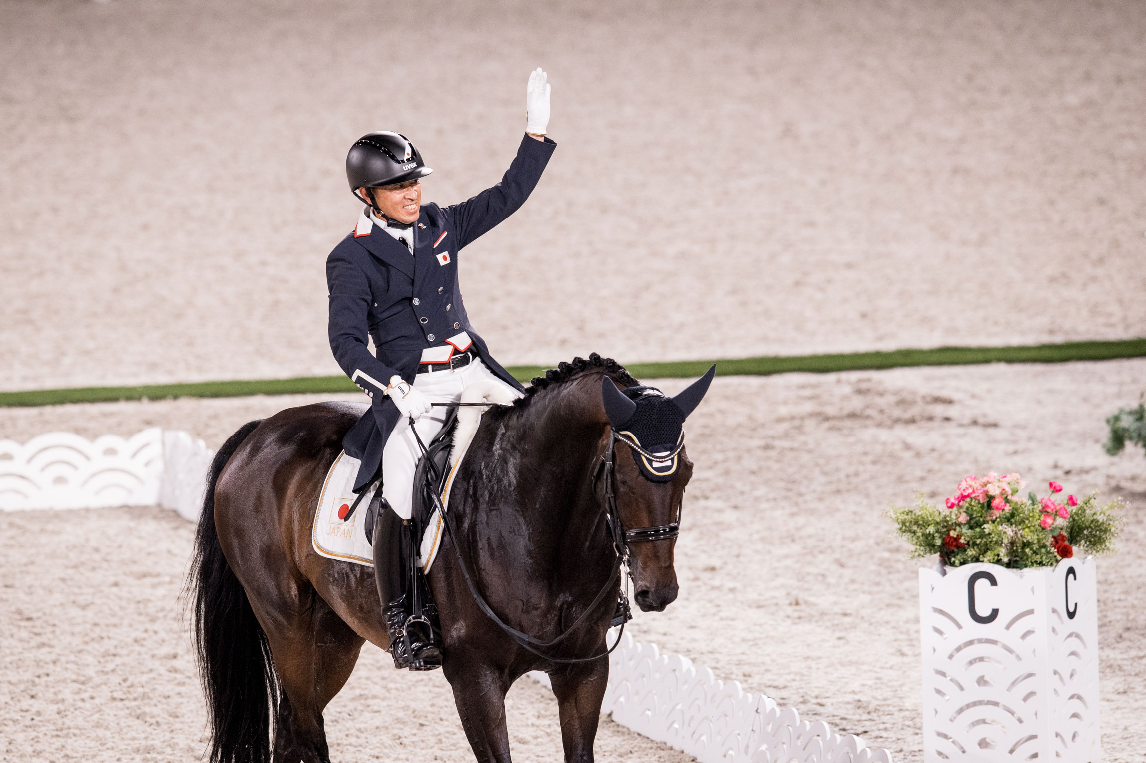 Where can I Watch Equestrian Dressage at the Tokyo 2020 Olympic Games?