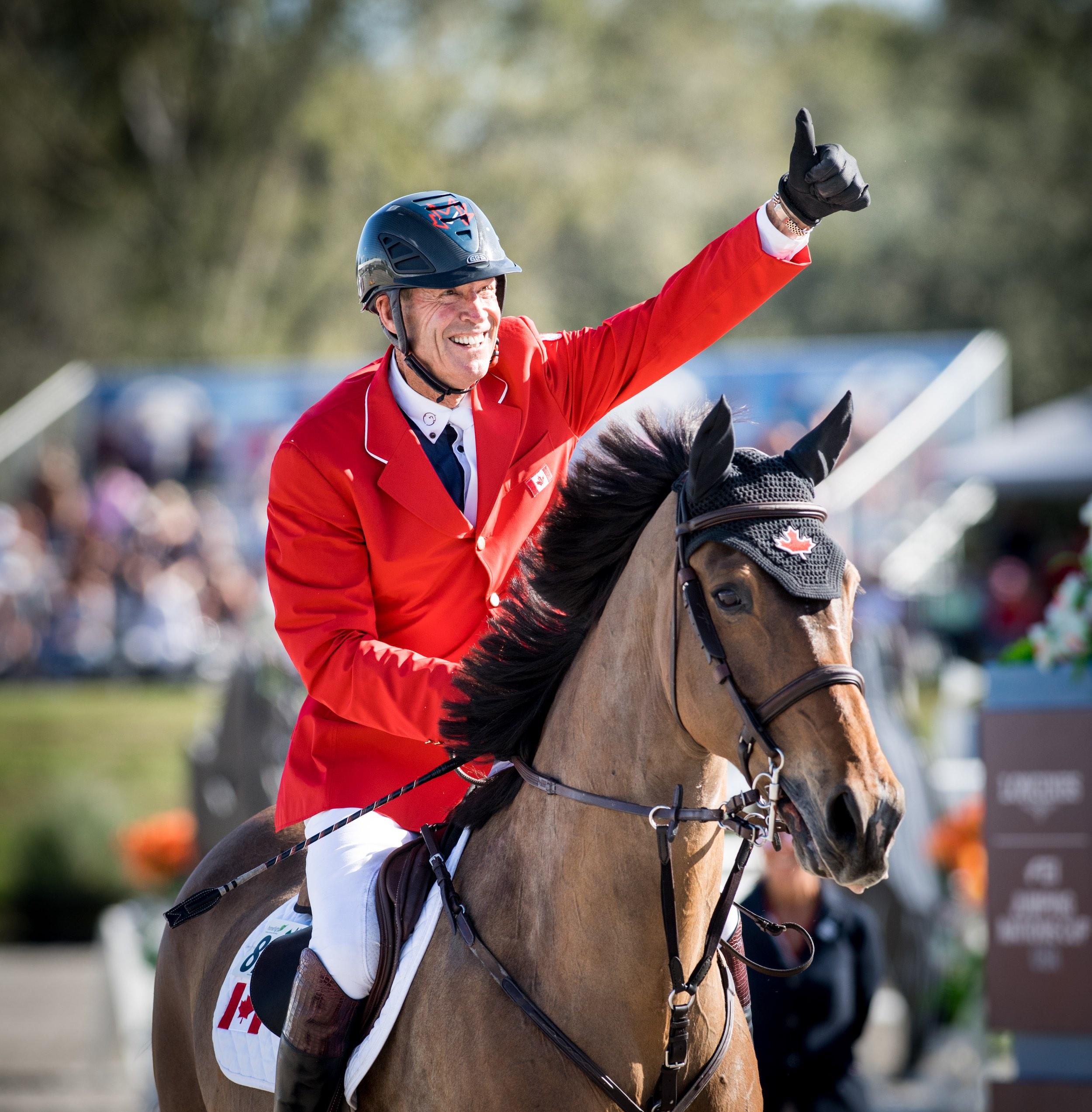 Ian Millar: Captain Canada Retires