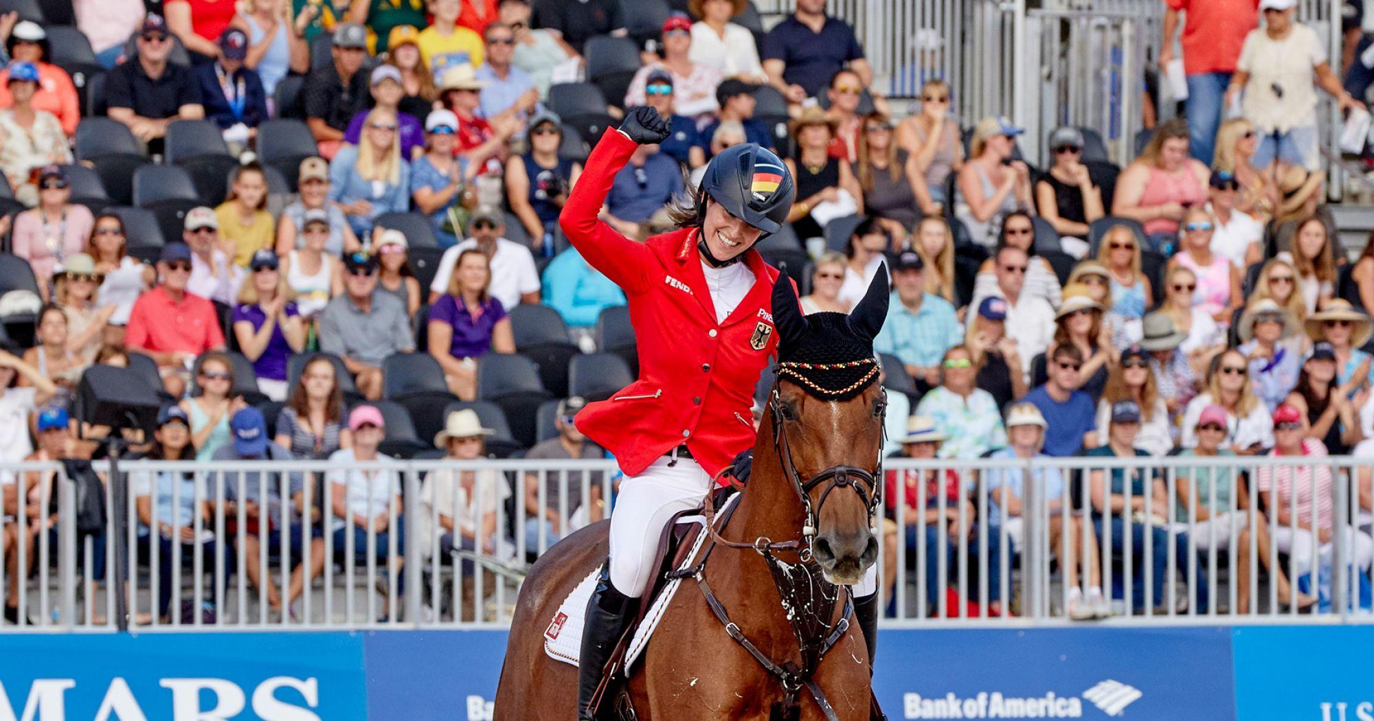 Event Fei World Equestrian Games 2018