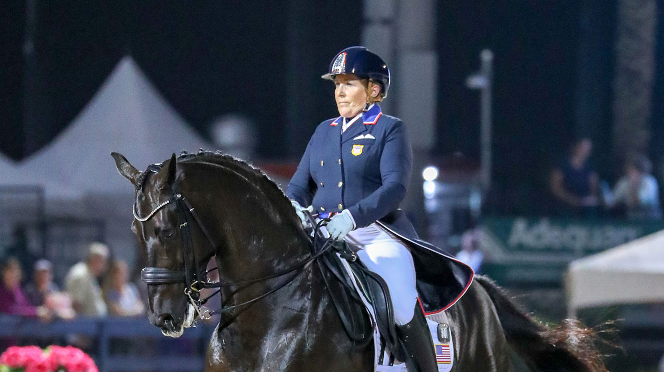 Team Usa Wins Fei Dressage Nations Cup Opener