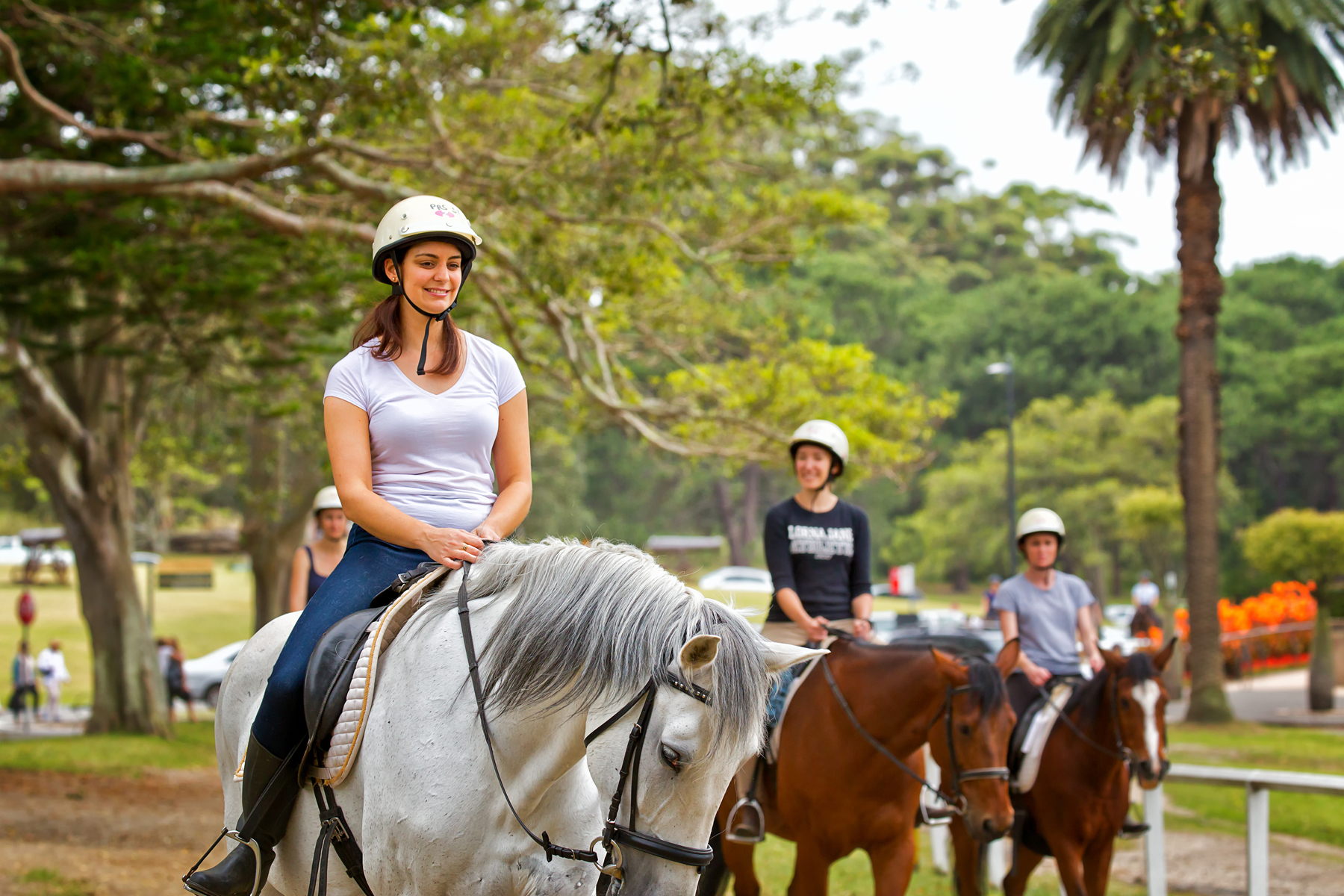 2019 year look- Horse first riding lesson what to wear