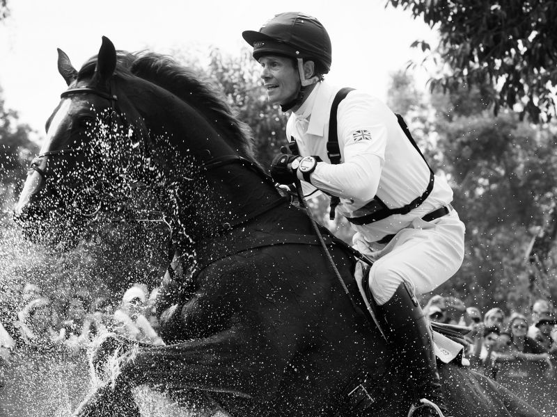 Equestrian Eventing Champion William Fox-Pitt